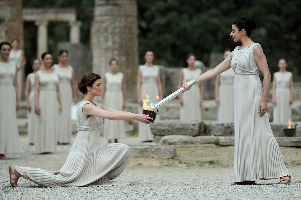 VIPTransfer-Ancient-Olympia-OlympicFlame-1